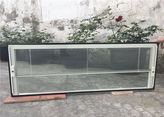 Impact Resistant Blinds Inside Glass Single Double Tempering Coating